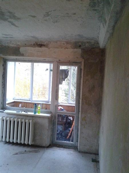 Фото после пожара после
